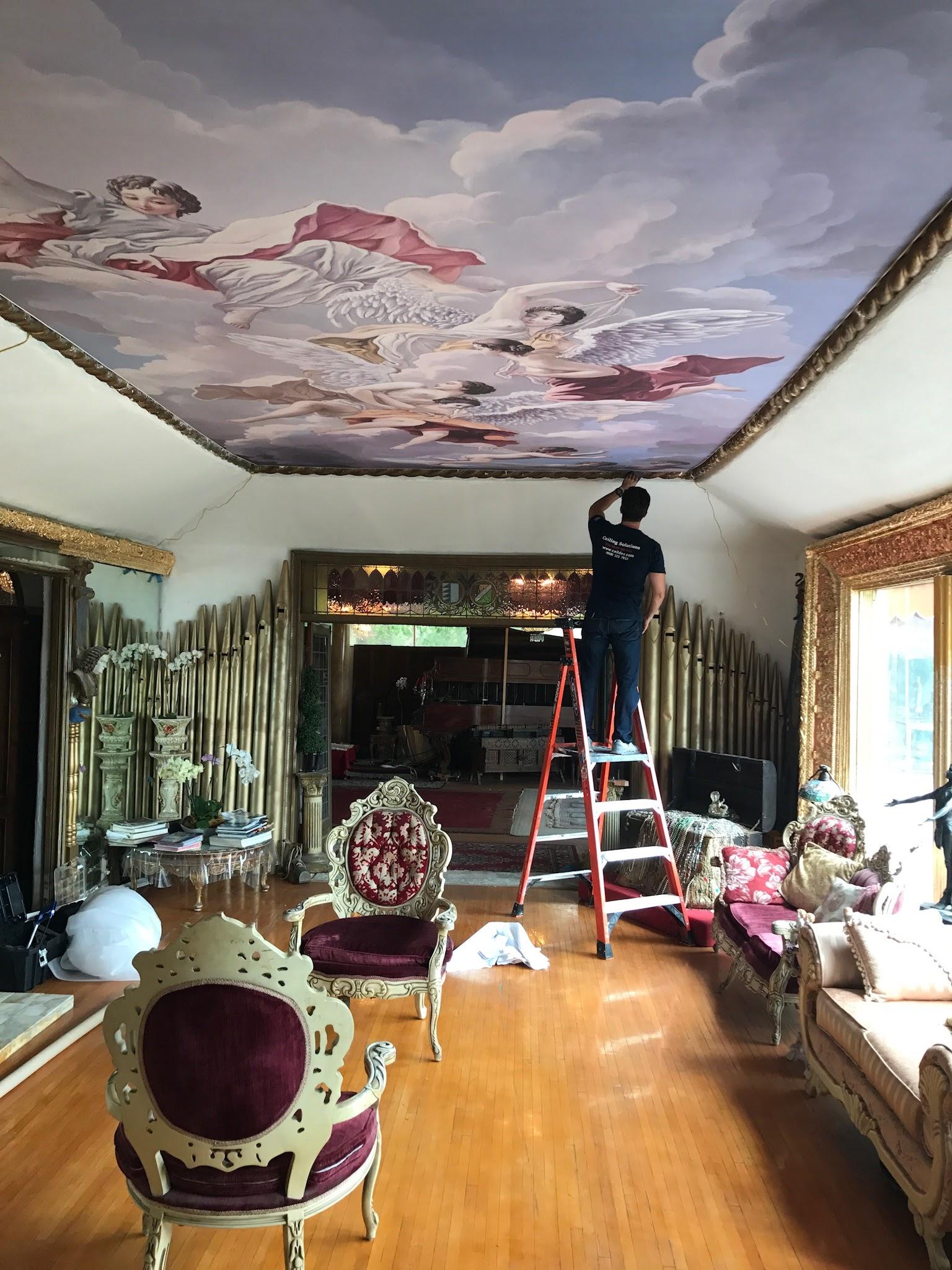 Art ceiling| CeilDex Print