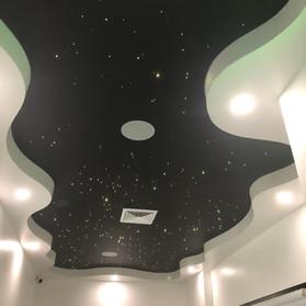 fiber optic starry sky ceiling