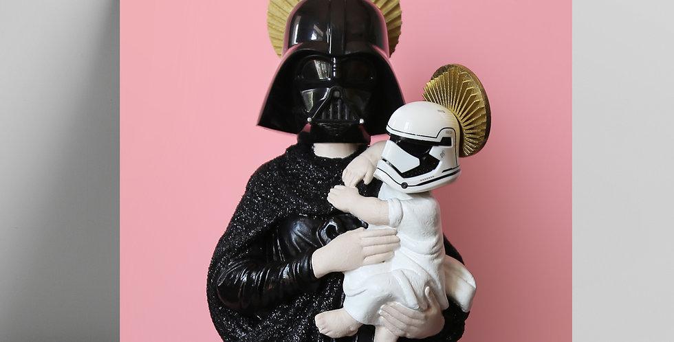 Lámina Yo soy tu madre