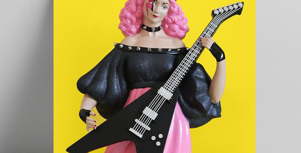Lámina Ex-Campesina Rockera