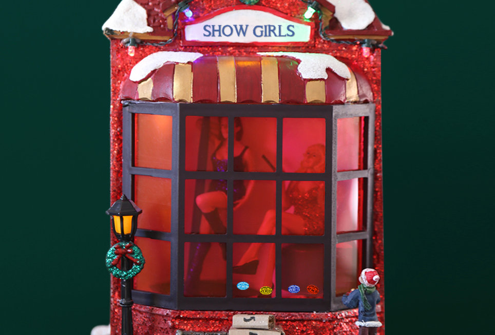 Figura Show Girls