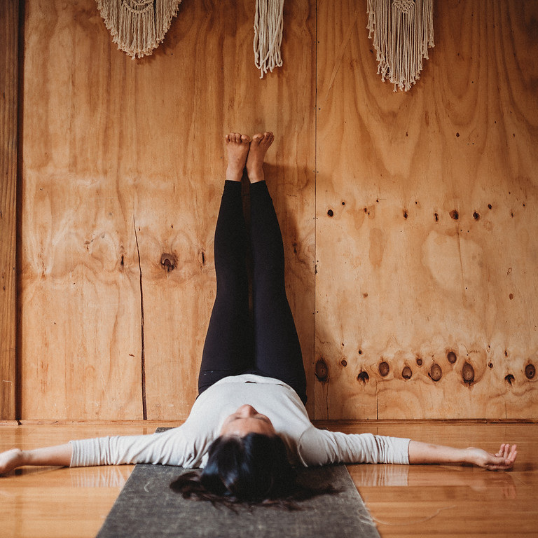 Intuitive Yoga for Embodied Self-Care Workshop