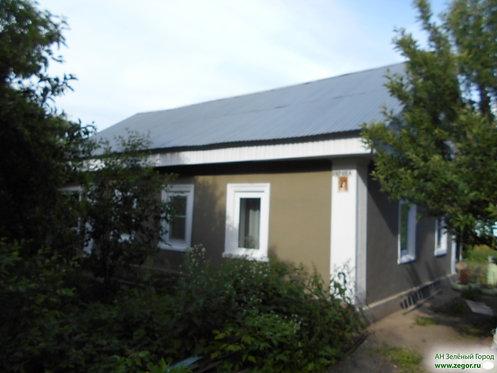 Дом 80 м² на участке 8 сот.