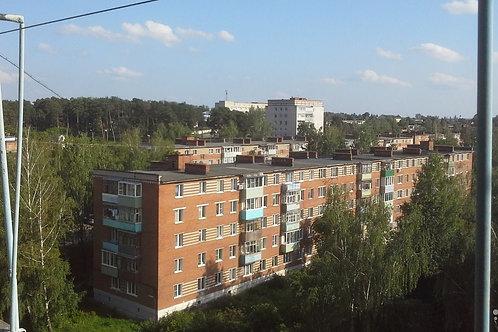 3-к квартира, 55 м², 9/9 эт.