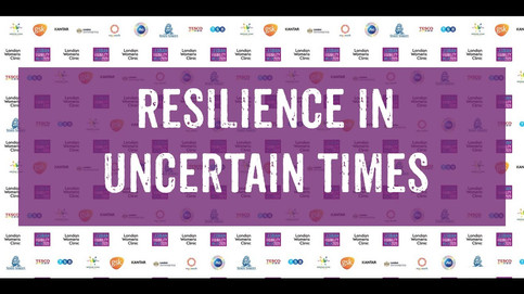 Resilience in uncertain times