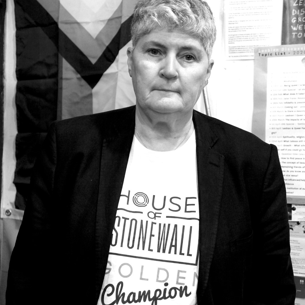 Linda Riley - Founder of the Pride Power List