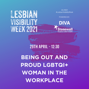 TSB - BEING OUT AND PROUD LGBTQI+ WOMEN IN THE WORKPLACE