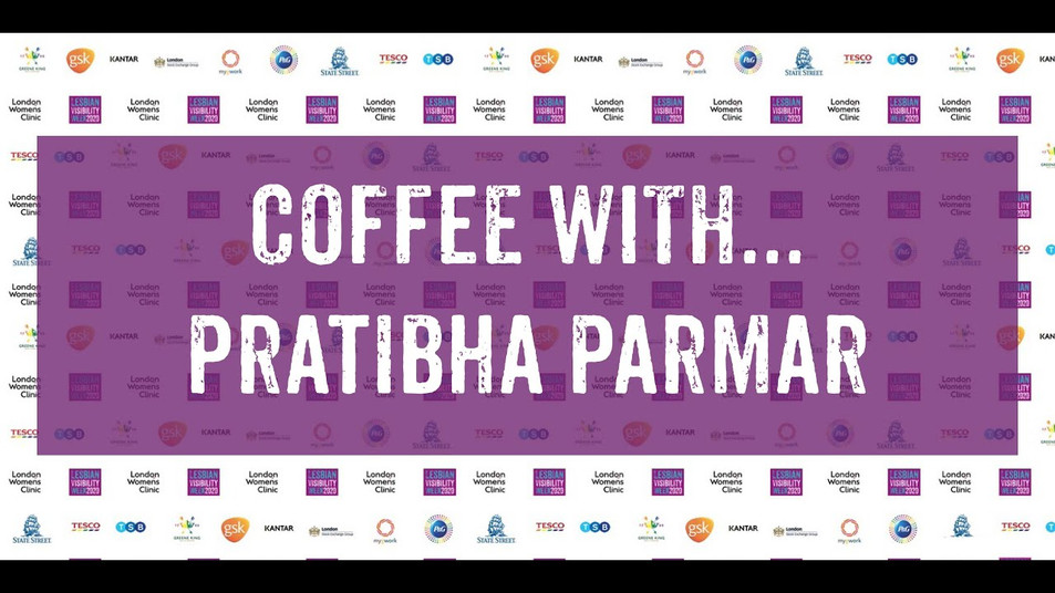 Coffee with... Pratibha Parmar
