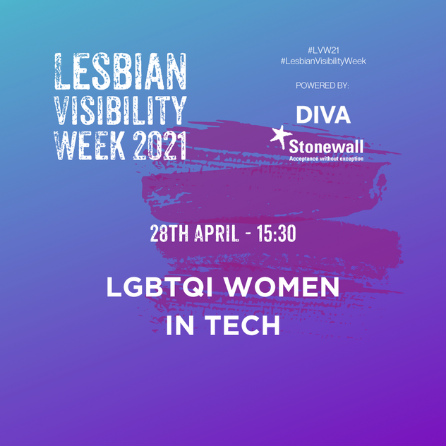 LGBTQI WOMEN IN TECH