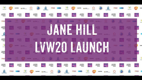 Jane Hill - LVW2020 Launch