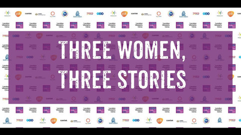 Three Women, Three Stories