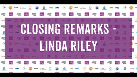 Closing Remarks - Linda Riley