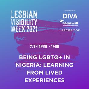 BEING LGBTQI+ IN NIGERIA