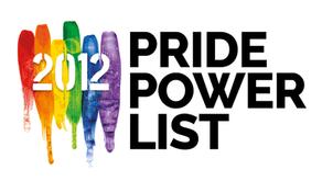 WORLD PRIDE POWER LIST 2012