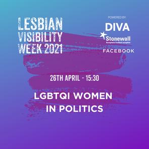 LGBTQI WOMEN IN POLITICS
