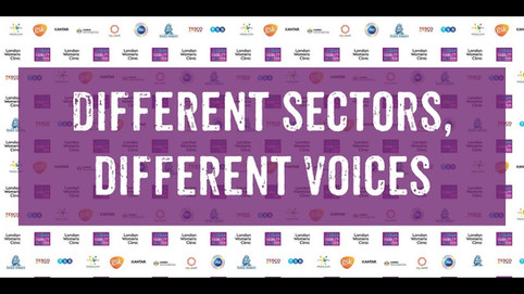 Different Sectors, Different Voices