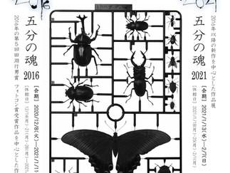 たけうちかずとし作品展 五分の魂2016/2021
