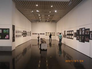 集団こまくさ展―30周年記念展―にゲスト参加