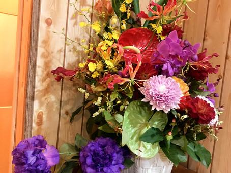 素敵なお花達!