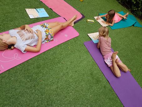 Yoga relaxation & art