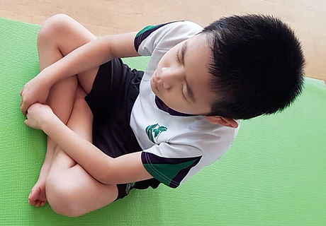 Mindfulness child