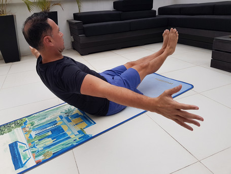 Yoga for men HK 1