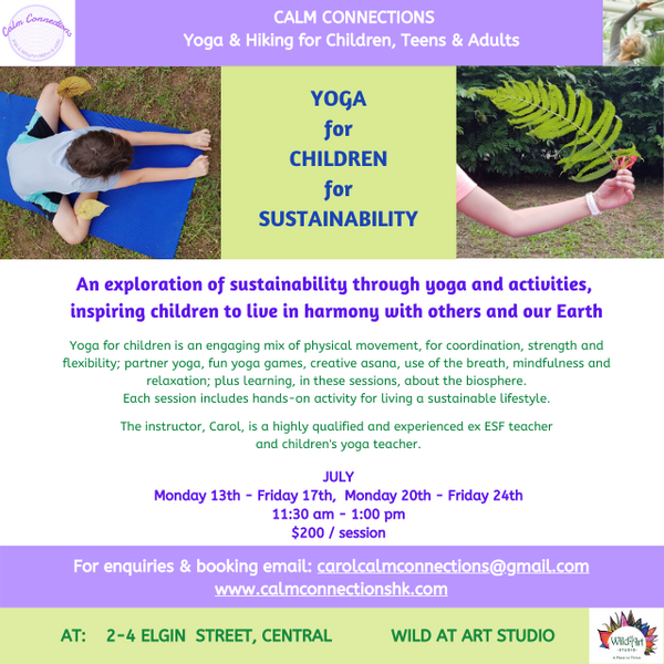 Sustainable Yoga