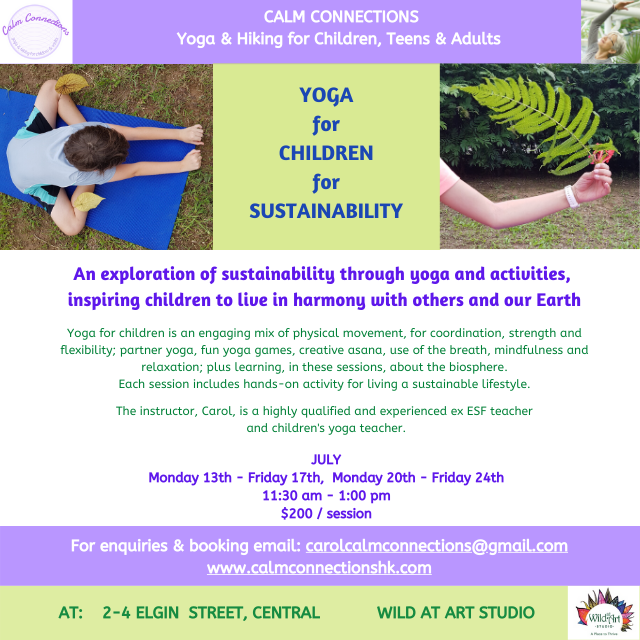 Sustainable Yoga