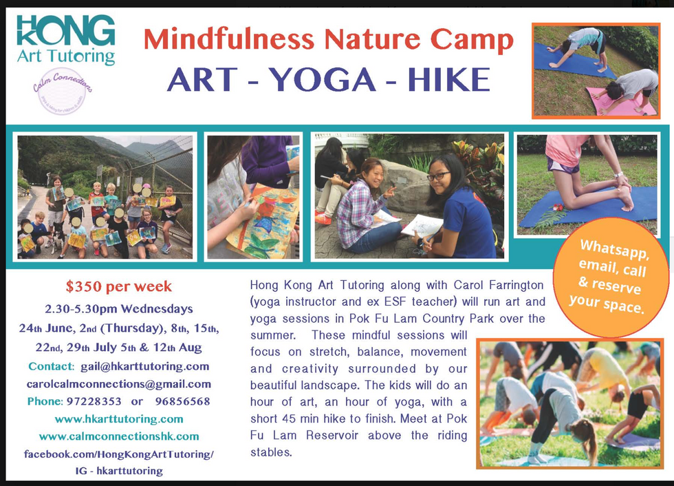 Art Yoga Hike