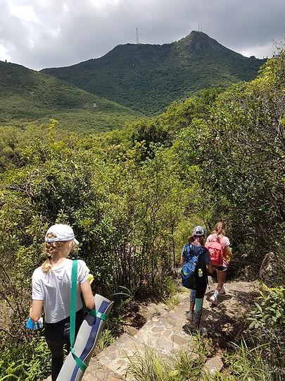 Pok Fu Lam Yoga Hike