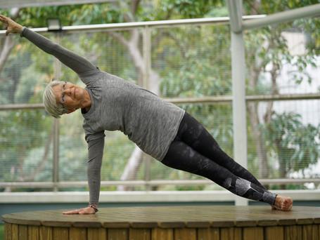 Yoga Vasisthasana