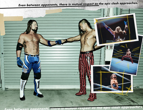The Dream Match Campaign: Limited edition zine