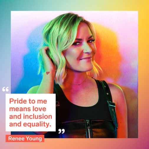 Pride Campaign: Twitter Post