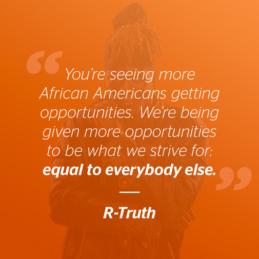 Black History Month Campaign: Gallery