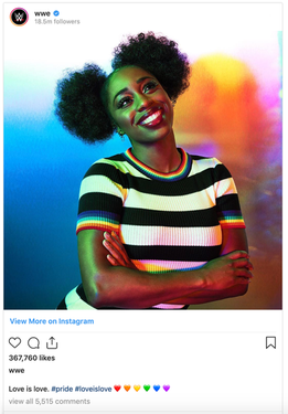 Pride Campaign: Instagram Post