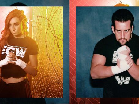 ECW ICONS