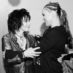 Joan Jett & Ronda Rousey