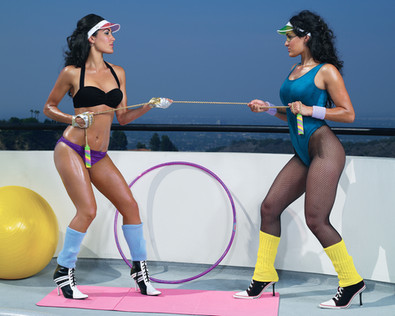 Brie & Nikki Bella