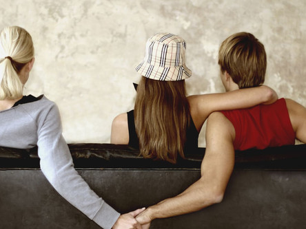 An Affair Does Not Mean Something Is Missing At Home