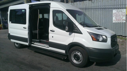 2017 Ford Transit Wagon 350 XL Medium Roof - 1