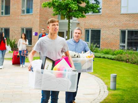 Dropping Off Our Kids At College – Learning How To Adjust