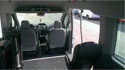 2017 Ford Transit Wagon 350 XL Medium Roof - 3