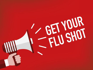 Why you should get your flu shot now