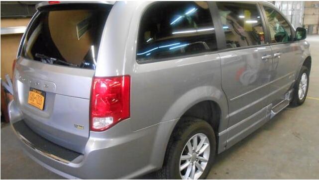 2013 Dodge Caravan - 4