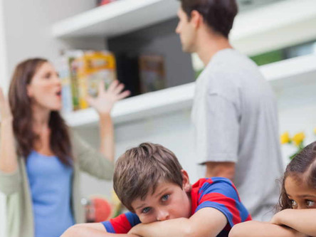 Helping Our Children During Difficult Times of Divorce And Separation