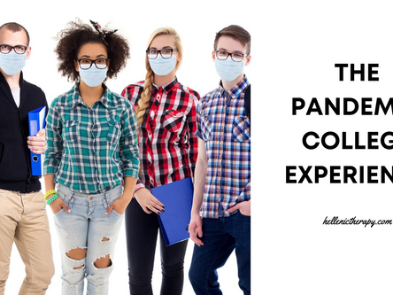 The Pandemic College Experience