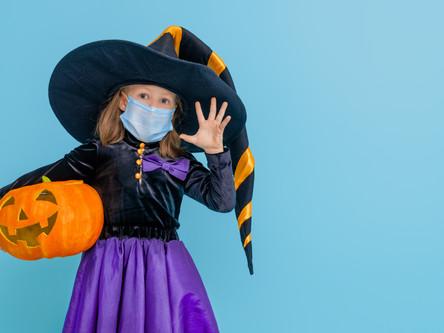 COVID and Halloween
