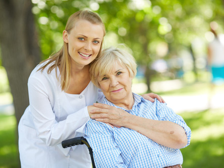 Dealing with Ailing Parents Requires Patience