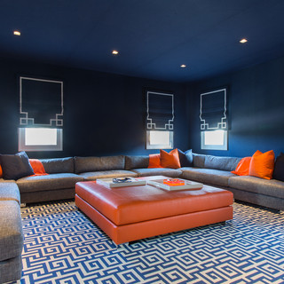 Your perfect space for movie night.