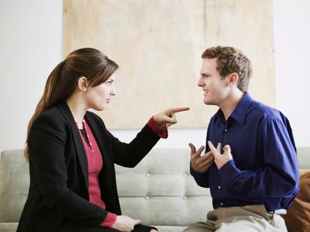 When Couples Argue